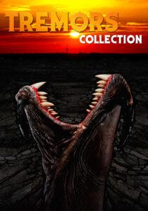 Tremors Colección DVD R1 NTSC Latino