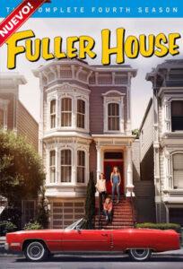 Fuller House (TV Series) S04 DVD R1 NTSC Latino 2xDVD5