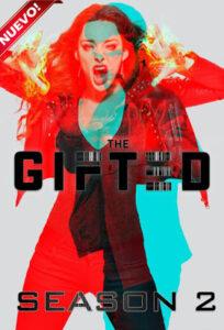 The Gifted (TV Series) S02 DVD R1 NTSC Latino 4xDVD5