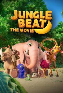 Jungle Beat: The Movie 2020 DVD DH Latino 5.1 NO Sub