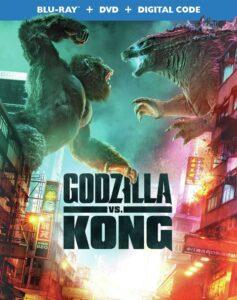 Godzilla vs. Kong 2021 BD25 Latino