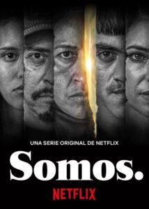Somos. Season 1 DVD Latino 5.1 1xDVD