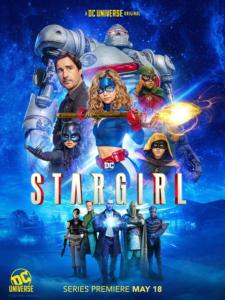 Stargirl Season 1 DVD Latino 5.1 2xDVD