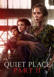 A Quiet Place: Part II 2021 DVDBD NTSC Spanish 5.1