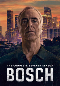 Bosch Season 7 DVDBD NTSC Latino 5.1 1xDVD