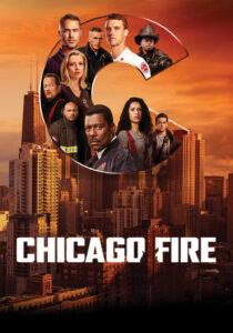 Chicago Fire Season 9 DVDBD NTSC Latino 2xDVD