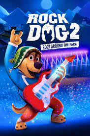 Rock Dog 2: Rock Around The Park 2021 DVDR R1 NTSC Sub