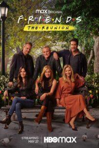 Friends: The Reunion 2021 DVD BD Dual Latino 5.1