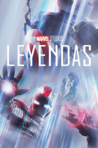 Marvel Studios Legends Season 1 DVDBD Latino 5.1 1xDVD