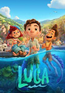 Luca 2021 DVD R1 NTSC Latino