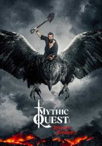 Mythic Quest: Raven's Banquet Season 2 DVDBD NTSC Latino 1xDVD