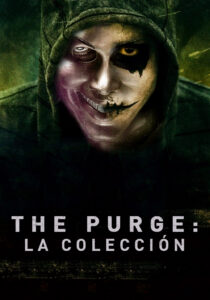 The Purge Coleccion DVD BD 4×1 Latino