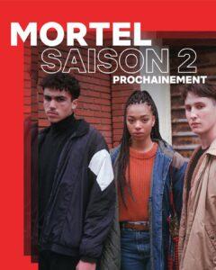 Mortel Season 2 DVD BD LATINO 5.1 1XDVD