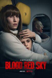 Blood Red Sky 2021 DVD Dual Latino 5.1