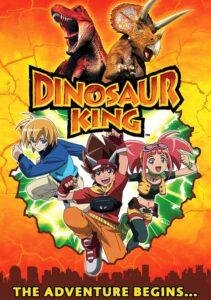 Dino Rey S02 DVD BD Latino 2xDVD