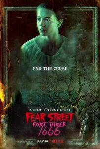 Fear Street Part Three: 1666 2021 DVD Dual Latino 5.1