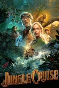 Jungle Cruise 2021 DVD Dual Latino 5.1