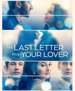 The Last Letter from Your Lover 2021 DVD Dual Latino 5.1