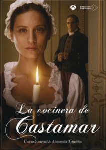 La Cocinera De Castamar Temporada 1 DVD Spanish 5.1 2xDVD