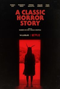 A Classic Horror Story 2021 DVD Latino 5.1