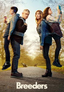 Breeders Season 1 DVD Latino 5.1 1xDVD