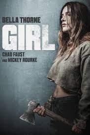 Girl (2020) DVD Dual Latino 5.1