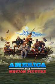America: The Motion Picture 2021 DVD Dual Latino 5.1