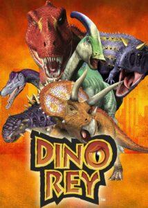 Dino Rey S01 DVD BD Latino 3xDVD