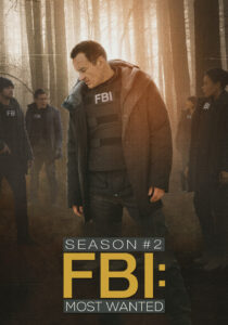 FBI: Most Wanted Season 2 DVD BD NTSC Latino 2xDVD