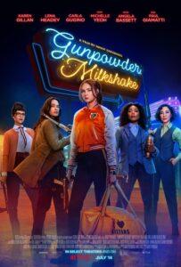 Gunpowder Milkshake 2021 DVD BD NTSC Sub