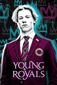 Young Royals Season 1 DVD LATINO 5.1 1XDVD