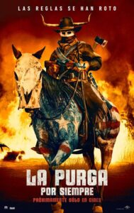 The Forever Purge 2021 DVD BD NTSC Latino 5.1