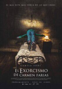 El Exorcismo De Carmen Farías (2021) DVD NTSC Latino 5.1
