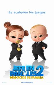 The Boss Baby: Family Business 2021 DVD NTSC Latino 5.1