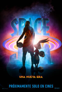 Space Jam: A New Legacy 2021 DVD BD Dual Latino 5.1