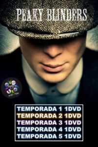 Peaky Blinders T1-T2-T3-T4-T5 LATINO