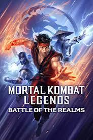 Mortal Kombat Legends: Battle of the Realms 2021 CUSTOM HD DUAL LATINO 5.1
