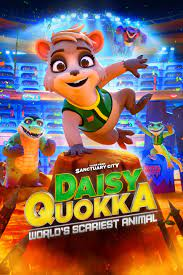 Daisy Quokka: World?s Scariest Animal 2021 DVD Custom Dual Latino 5.1