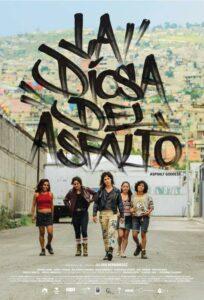La Diosa Del Asfalto 2020 DVD BD NTSC Latino