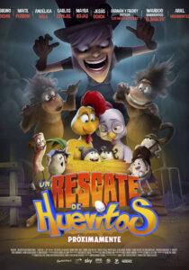 Un rescate de huevitos 2021 Custom HD Latino