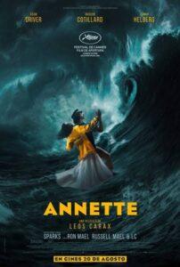 Annette 2021 CUSTOM HD NTSC SUB
