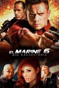 The Marine 6: Close Quarters 2018 DVD R1 NTSC LATINO