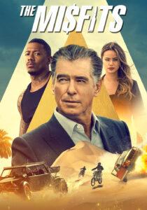 The Misfits 2021 DVD R1 NTSC Latino