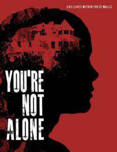 You're Not Alone 2020 CUSTOMHD DUAL LATINO 5.1
